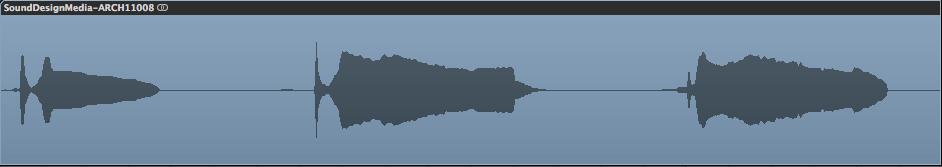 ARCH11008 Sound Design Media